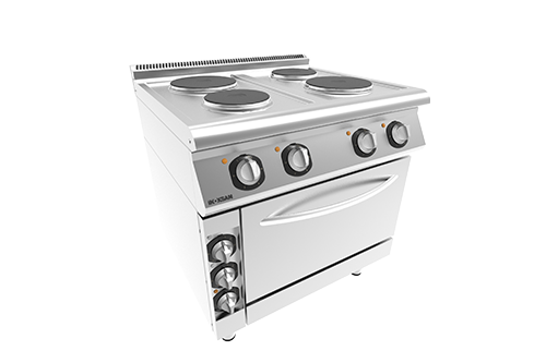 Cooker with Oven - 7KE 23