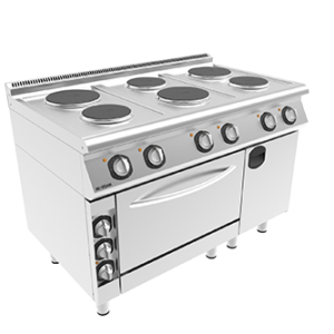 Industrial Cooking Equipments