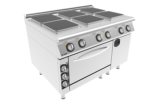 Cooker with oven - 9KE 33
