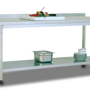 Kitchen Working Table Lower Shelf