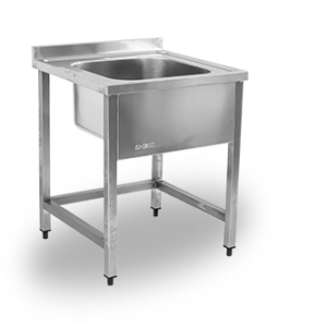 Work Table Sink Unit