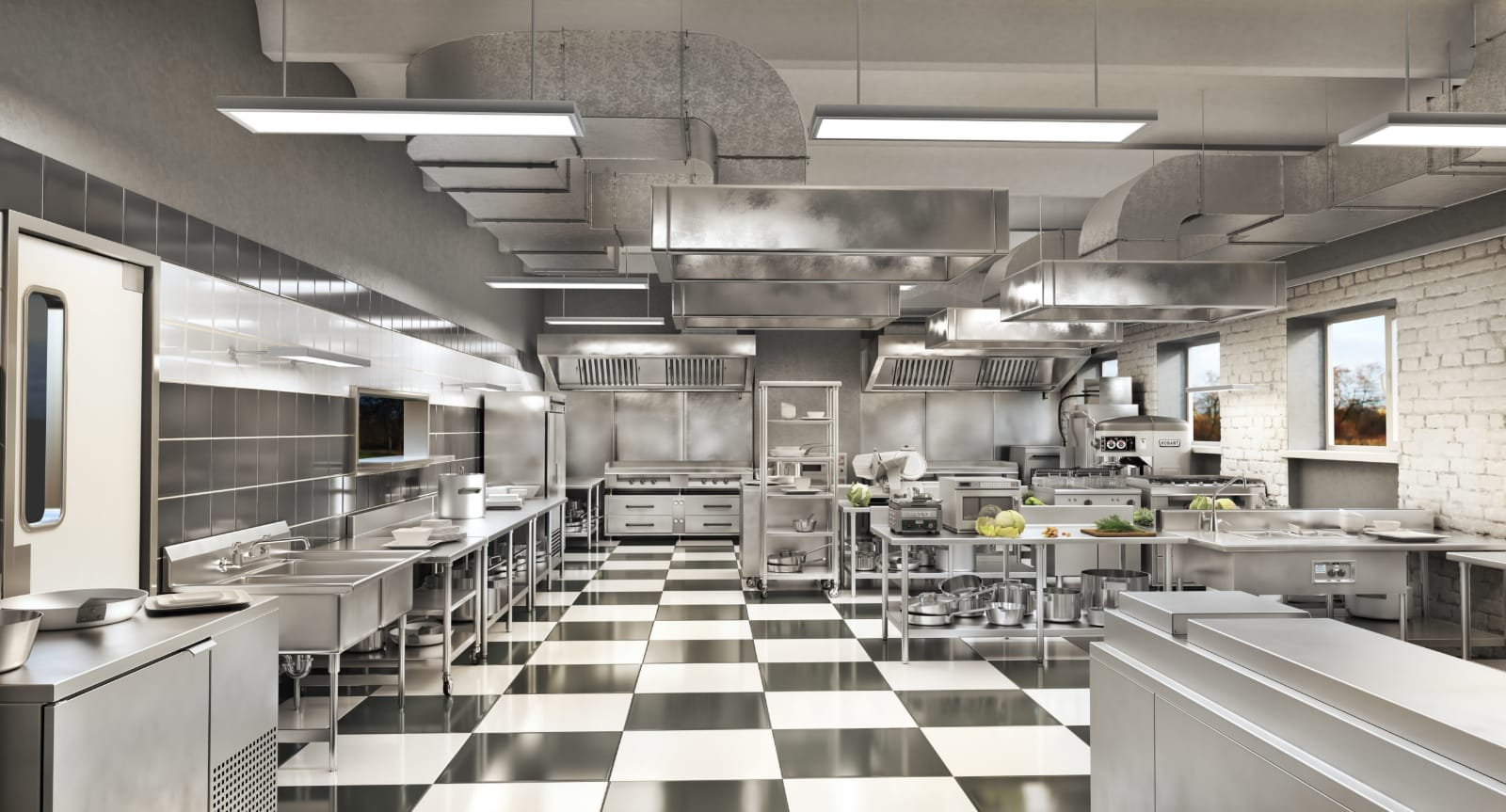 Commercial Kitchen Qatar