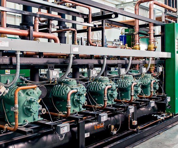 Refrigeration Rack Systems