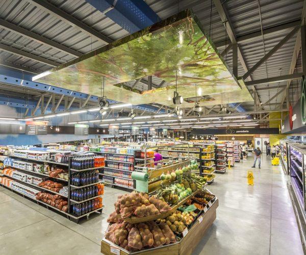 Supermarket Design Qatar