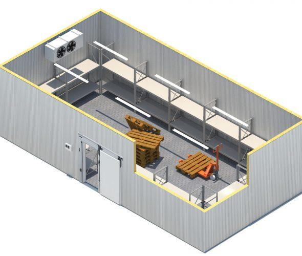 Qatar Cold Room Manufacturer